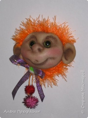 Магниты- обезьянки фото 2