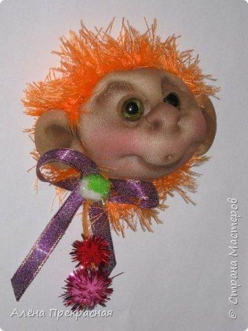 Магниты- обезьянки фото 3