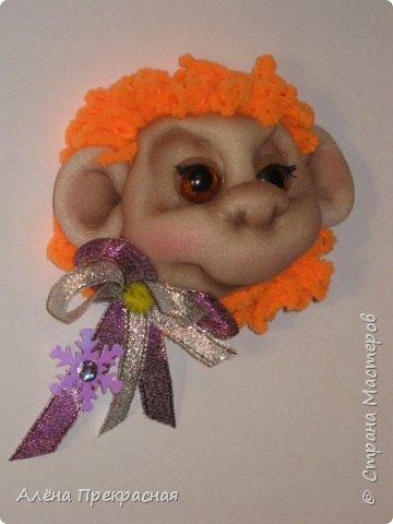 Магниты- обезьянки фото 7