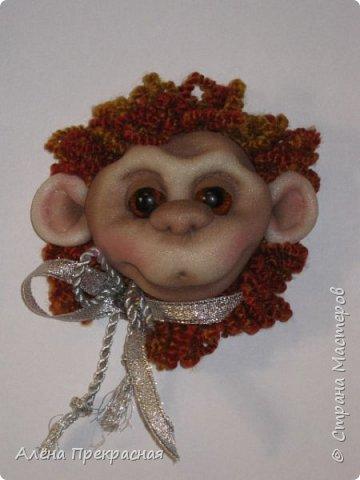 Магниты- обезьянки фото 4