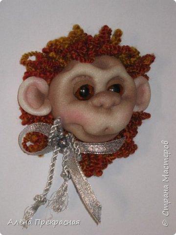 Магниты- обезьянки фото 5