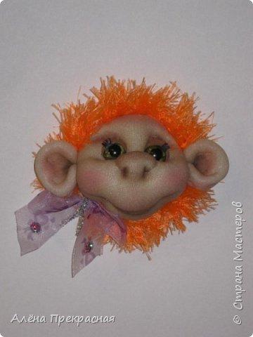 Магниты- обезьянки фото 8