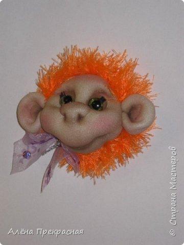 Магниты- обезьянки фото 9