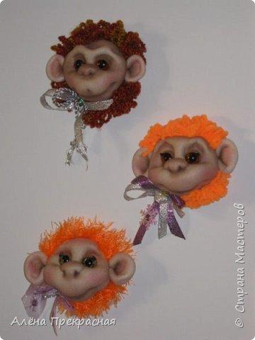 Магниты- обезьянки фото 10