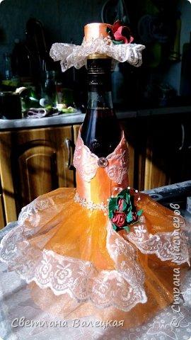мои бутылочки и бокалы фото 16