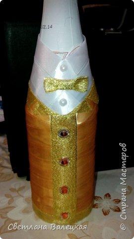 мои бутылочки и бокалы фото 10
