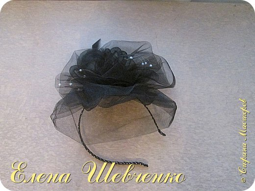 Всем привет, сегодня сделаем красивую и простую шляпку-вуалетку. Новый мастер класс моего блога. Желаю творческого настроя , приятного просмотра и вдохновения.
