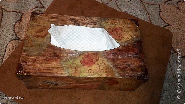 1. Подарок учителю. Брашинг, вживление картинки и дорисовка, внутри бархатная вкладка. фото 7