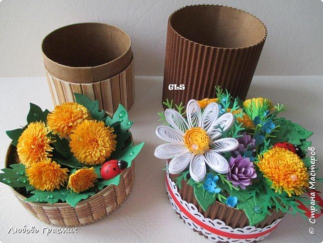 Маленькие круглые коробочки для подарочков 1,2,3 фото 1