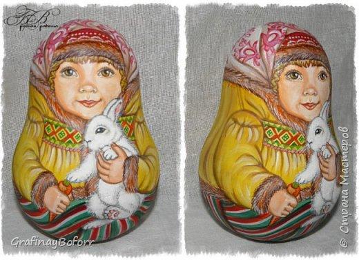 Много писать не буду... Вот хвастаюсь новым заказом....Такую работу я выполняю первый раз, так как портреты я не рисую.... Заказчику нужны веселые детские лица и много деталировки...Надеюсь, что понравятся... фото 5