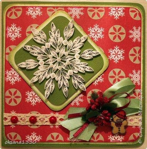 Совсем недавно все жили в ожидании Нового года и Рождества, и вот все праздники прошли, а настроение новогоднего чуда все еще остается в наших сердцах.  Выставляю маленькую частичку своего ожидания на ваш суд. Все открытки давно подарены, а я начинаю задумываться о 23 февраля и 8 марта. Большое спасибо всем, кто заглянул ко мне на страничку:)))) Приятного вам просмотра.Еще раз всех с Новым годом и Рождеством!