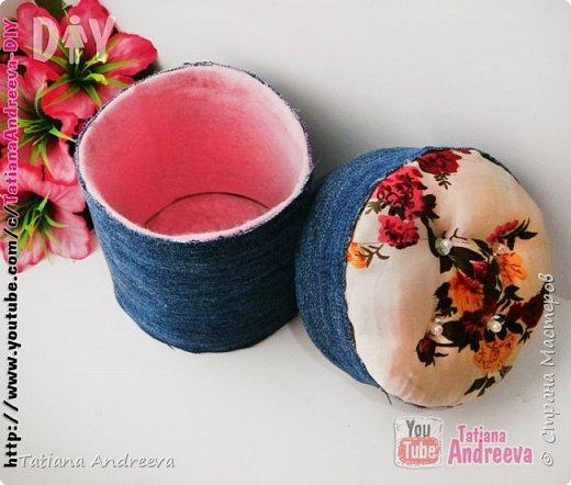 Шкатулка для женских мелочей своими руками МК фото 2