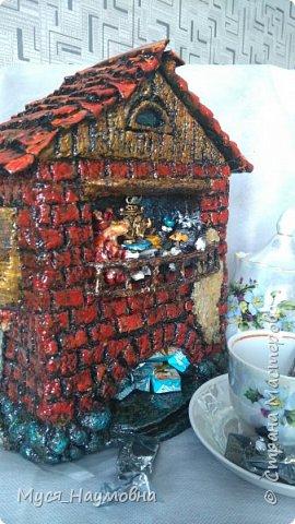 Теперь и у меня есть чайный домик! Как мы раньше без него жили....)))) фото 1