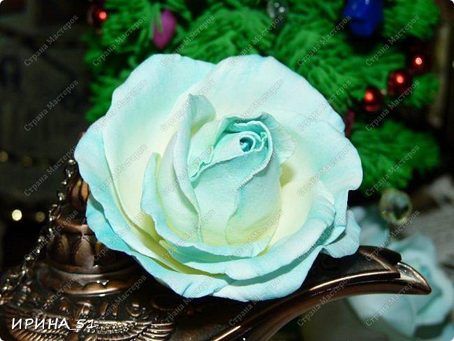 Здравствуйте! Сегодня я к Вам с новым Мк. Простая роза с тонировкой сухой пастелью. Мастер-класс. Автор Ирина_51 (вы можете найти меня  в контакте по имени  Ирина Сашина) фото 43