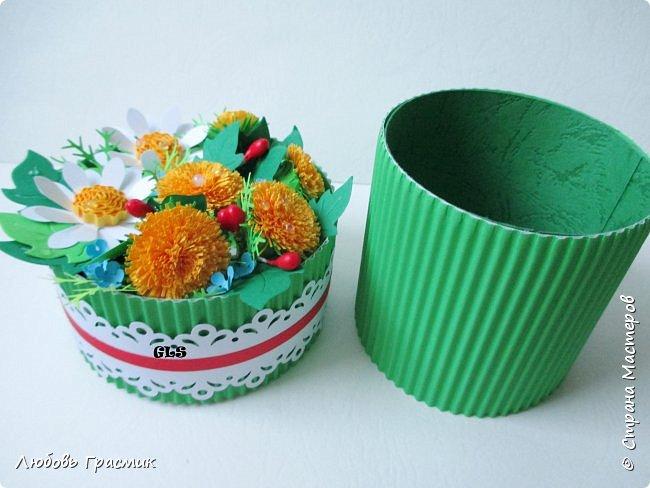 Маленькие круглые коробочки для подарочков 1,2,3 фото 17
