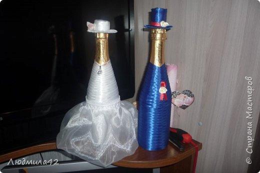 Еще бутылочки на свадьбу. фото 2