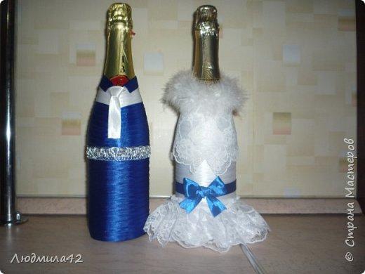 Еще бутылочки на свадьбу. фото 1
