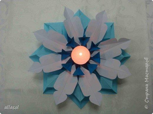 Мандала со свечами фото 16