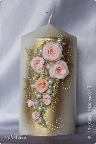 Украшение бутылок на свадьбу Авторская работа на заказ фото 3