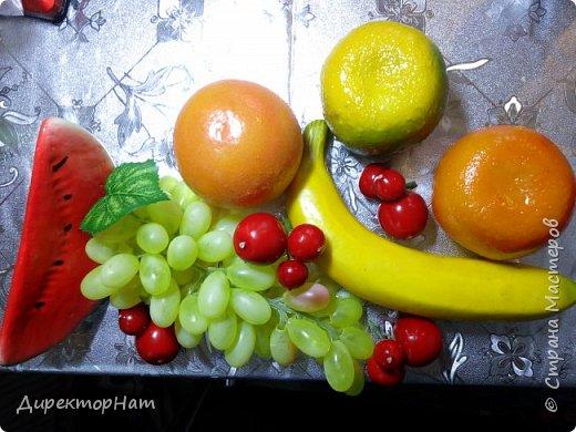 Всем привет! Недавно столкнулась с такой проблемой,зимой попросили на заказ сделать соломенную шляпу с фруктами!  фото 5