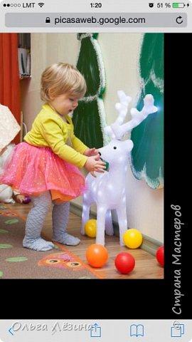"""В этом году решила оформить на НГ """"в снежинку"""" :) Порылась в интернете, нашла интересные идеи, организовала родителей и вперед!  фото 8"""