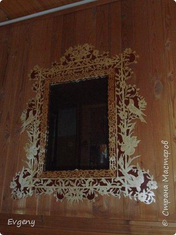 Рамка для зеркала фото 1