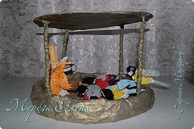 Кормушка для зимующих птиц фото 2