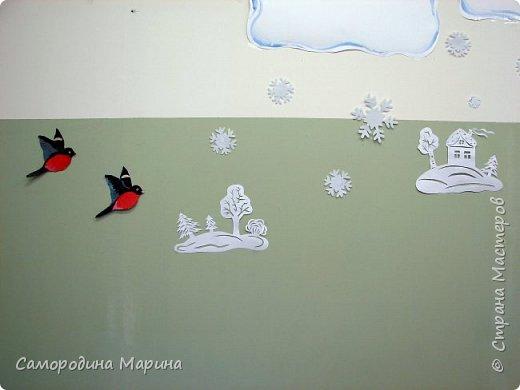 Рябина со снегирями... фото 3