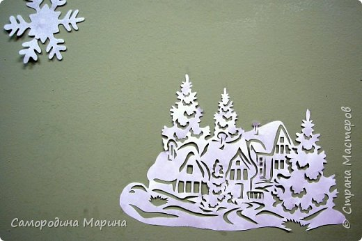 Рябина со снегирями... фото 4