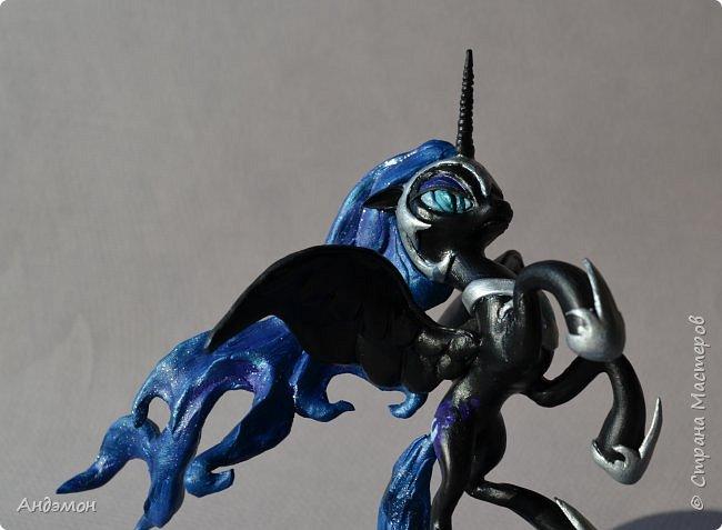 "Nightmare Moon персонаж мультфильма ""My little pony"". фото 6"
