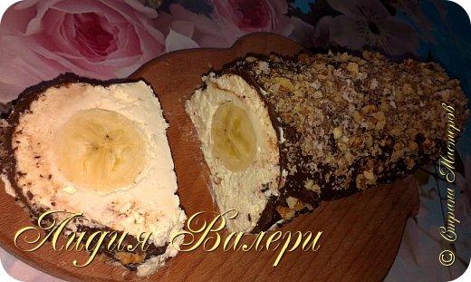 Кулинария Мастер-класс Рецепт кулинарный Банан под шубкой +МК Продукты пищевые фото 16
