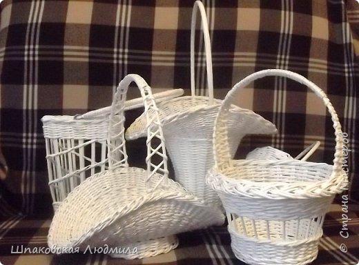 Здравствуйте жители и гости страны. Нужны были цветочные корзины для показа мод, Вот, что у меня получилось. фото 17