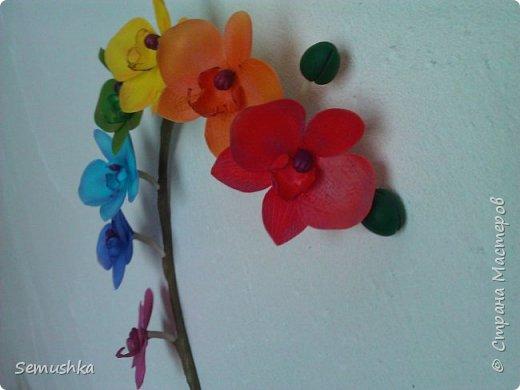 "Такие орхидейки слепила коллегам ""на прощание"".... фото 5"