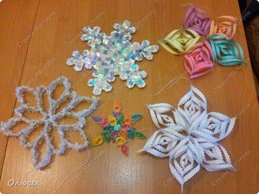 Обезьянки-вытынанки и немножко снежинок фото 14