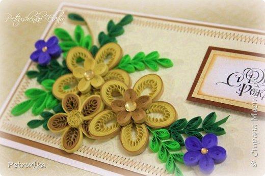 Добрый день дорогие мастерицы! Многие попросили меня показать как я делаю подобный цветок. Я раньше не делала мастер-классы, пробую впервые и надеюсь всем будет понятно!!! Рада если кому пригодится! фото 15