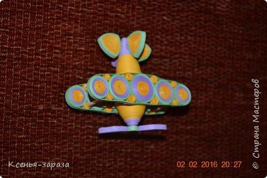 Всем приветик! Вот еще накрутила, хочу похвастаться ))) Этот самолетик увидела в интернете и сразу взялась за работу. МК нашла здесь http://www.happy-giraffe.ru/community/24/forum/post/104965/ но взят он был в СМ, изините, но не нашла автора фото 5