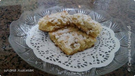 Лимонное вафельное печенье - рецепт пошаговый с фото