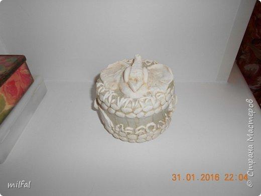 Солёное тесто,баночка из-под бальзама для волос. фото 2