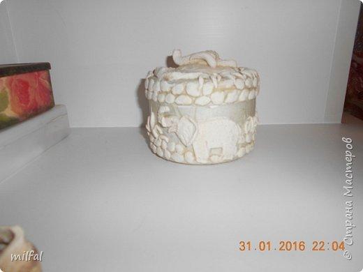 Солёное тесто,баночка из-под бальзама для волос. фото 3