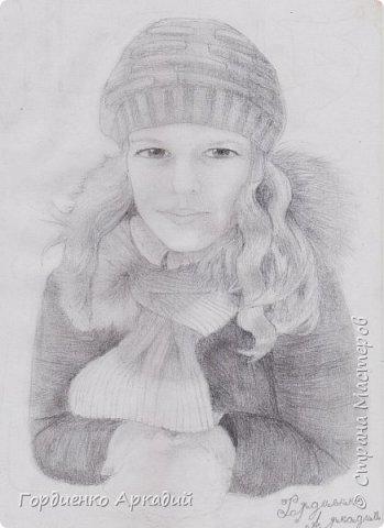 Портреты моей знакомой фото 1