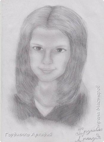 Портреты моей знакомой фото 2