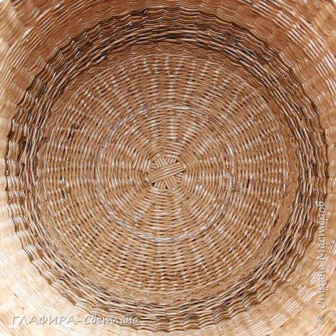 Корзина для белья диаметр 43 см высота 50 см.... фото 2