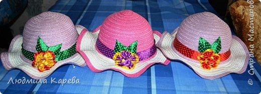 Доброго времени суток. Вот такая у меня получилась шляпка. фото 4