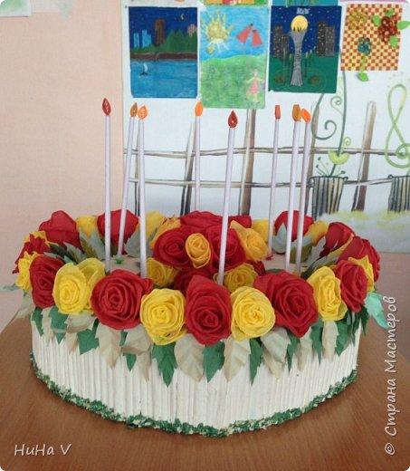 Тортик фото 3