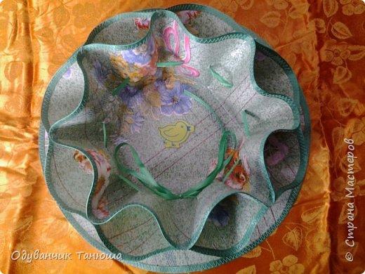 Универсальная вазочка трансформер (пасхальница) фото 8