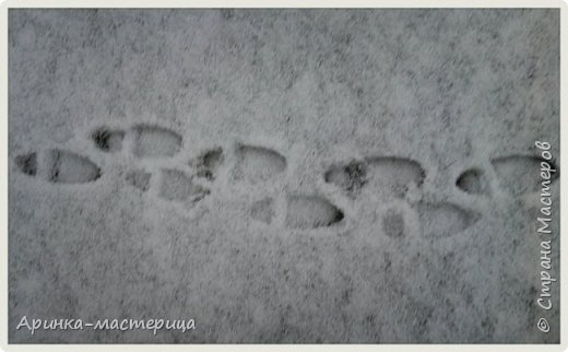Всем привет✌ У нас недавно был снег и мы ходили фотографироваться ) Шарфик вязала сама. фото 5