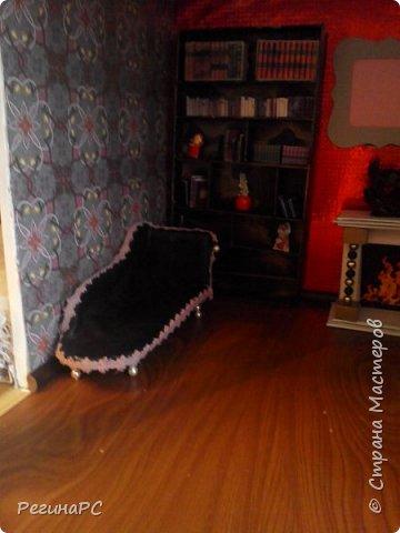 Всем здравствуйте! Хочу показать то, что сделала, весь дом никак не могу доделать, т.к периодически что то переделываю.  Может кто то что то посоветует. Приятного просмотра. фото 12