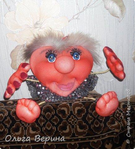 Воть какие мы стали.А такие были: http://stranamasterov.ru/node/997852 фото 4