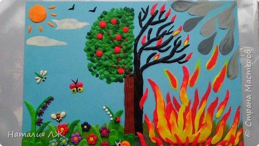 Берегите природу от пожара фото 1