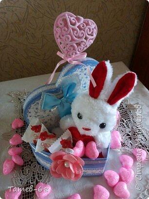 Мои подарки на день влюблённых! фото 3